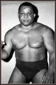 Black Professional Wrestling Legend Luther Lindsay