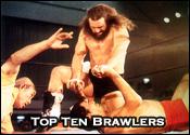 Top Ten Professional Wrestling Brawlers