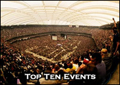 Top Ten Professional Wrestling Events