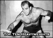 Top Ten Professional Wrestling Heavyweights