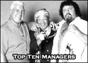 Top Ten Professional Wrestling Managers