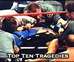 Top Ten Professional Wrestling Tragedies