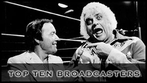 Top Ten Broadcasters - wrestlingtopten.com