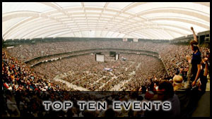 Top Ten Events - Top Ten Events