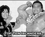 Top Ten Professional Wrestling Pacific Islanders