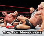 Top Ten Professional Wrestling Maneuvers