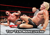 Top Ten Professional Wrestling Maneuvers