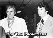 Top Ten Professional Wrestling Promoters