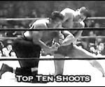 Top Ten Professional Wrestling Shoots
