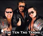Top Ten Professional Wrestling Tag Teams