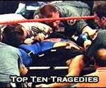 Top Ten Professional Wrestling Tragedies